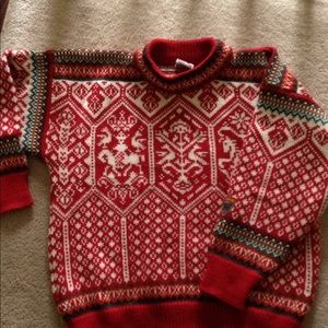 Dale of Norway sweater; size S; male or female